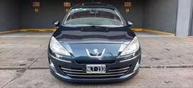 VENDO/ PERMUTO/ FINANCIO - Peugeot 408 Allure Plus 2.0 Nafta/ GNC ( Techo, Nav y Cuero)