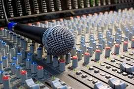 Alquiler de luces y sonido para eventos familiares, servicios musicales, dj, back line para agrupación musical.
