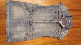 Vestido - Tunica Tex Kid's para niña 7 - 8 años