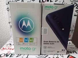Vendo motp g 8 power lite  de 64 gb con bateria de 5000 mah en muy buen estado entrego con caja  ,la dejo 460.000