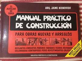 Manual practico de construccion Nisnovich