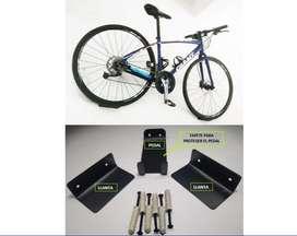 Soporte De Pared Para Colgar tu Bicicleta