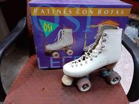 Vendo patines OSSI  Leccese, $10.000 YA