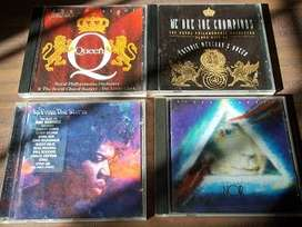 Vendo Cds Tributos A Queen Y Otros