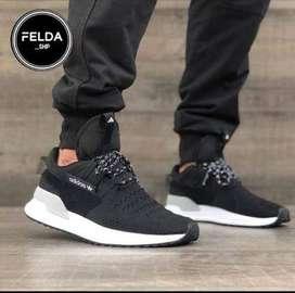 Tenis Adidas Upath para hombre color negras