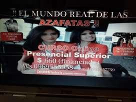 EL MUNDO REAL DE LAS AZAFATAS CURSO ONLINE PRESENCIAL SUPERIOR