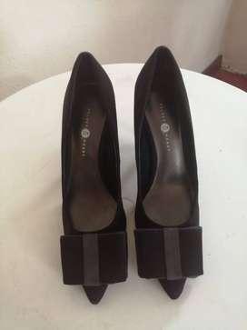 Zapatos Mujer Americanos Velvet Heart