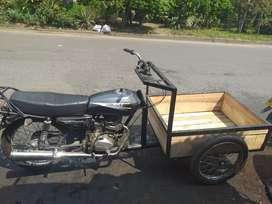 Triciclo en buen estado