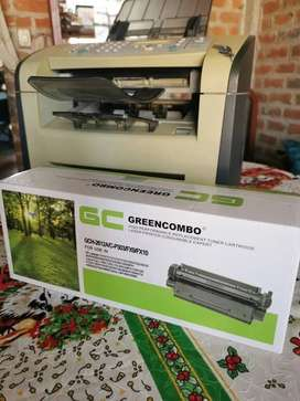 Impresora HP LaserJet 3050 + Toner Negro Nuevo