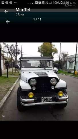Jeep muy bueno permuto o vendo