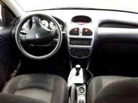 Peugeot 206. 5 puertas. Mod 2012