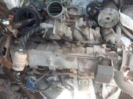 Vendo motor de fiorino 147  m 94
