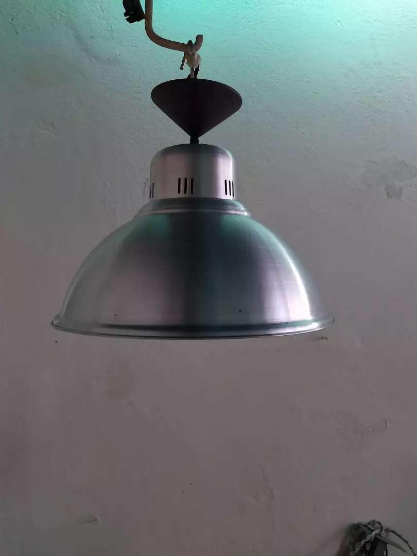 Lámpara Industrial Aluminio 0