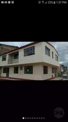 Casa esquiena rentable en el Rosal Cundinamarca