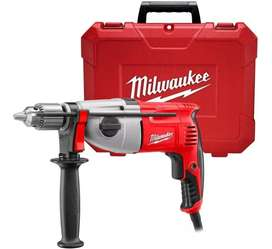 DRILL - Rotomartillo 1080w Vvr 5380-21 Milwaukee Con Estuche!