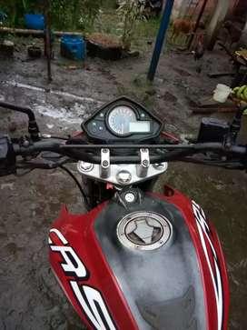 Motocicleta pechopaloma marca loncin motor 250