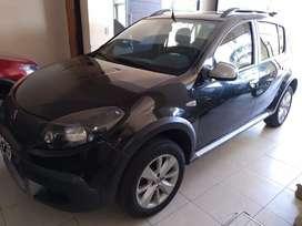 Renault Sandero stepway previleg recibo menor valor permutas.