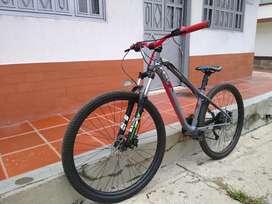 Bicicleta Jumper 4X