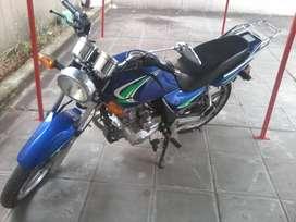 moto jincheng 125cc papeles al dia