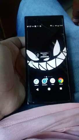 Celular Sony Xperia Xa1, modelo g3123