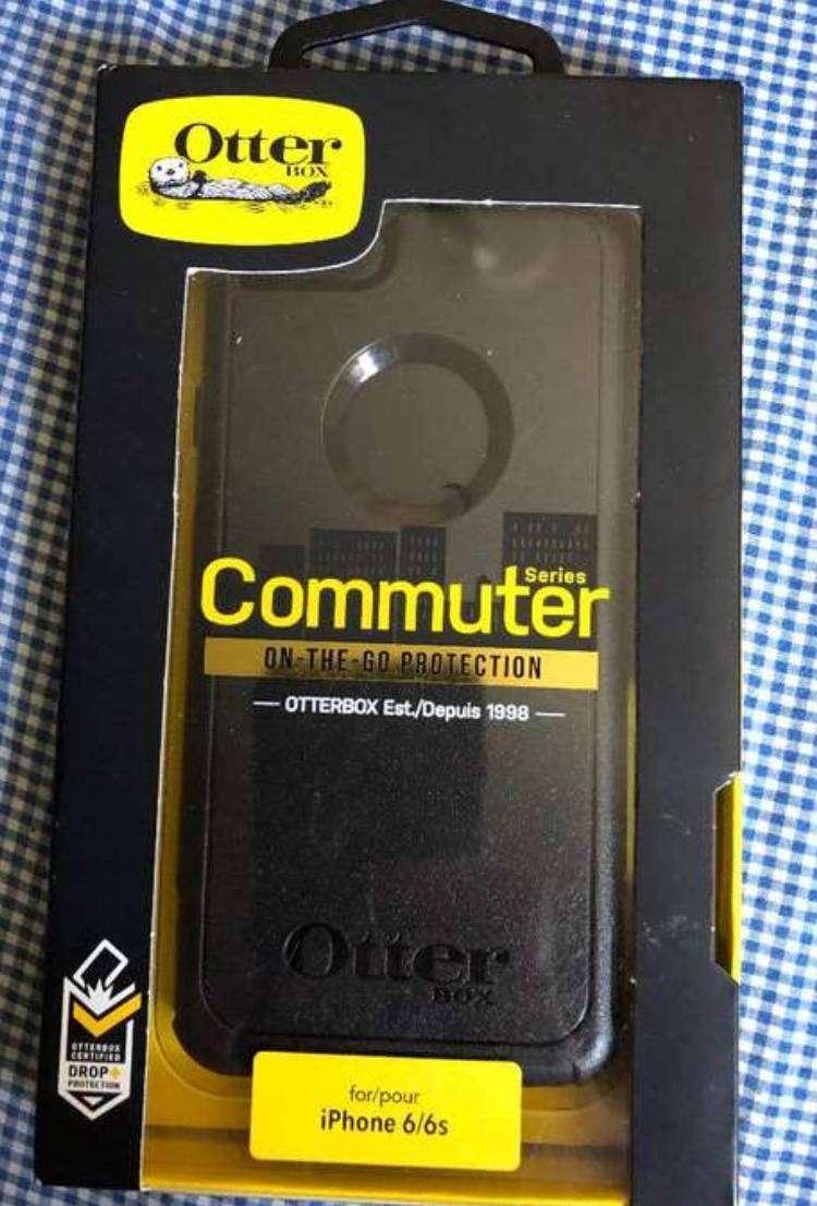 OtterBox Commuter Funda para iPhone 6/6s, Nueva en caja, traída de USA 0