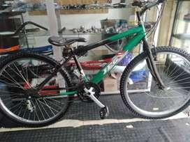 Bicicleta rin 26 excelente oferta