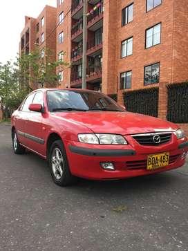 Mazda 626 Milenio 2004