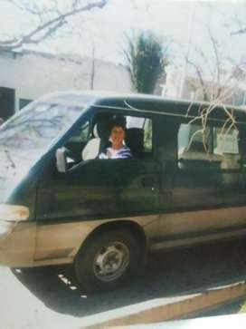 minibus en perfecta condiciones