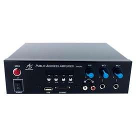 Amplificador American Sound Pa-62ru