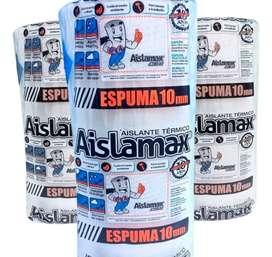 Membrana Aislante térmico Espuma 10mm espesor