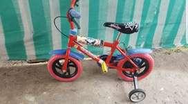 Bici de niño rod 12