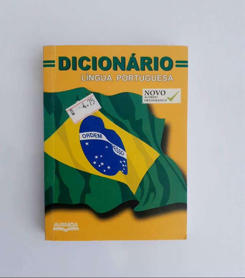 Libro portuges brasil diccionario 0