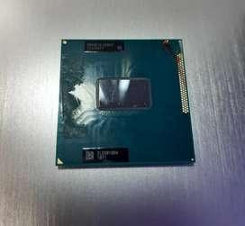 Procesador Intel Corei5 3320M / 3210M