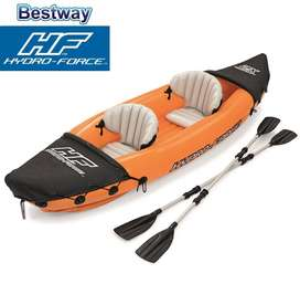 Kayak Bestway Hydro-force Lite Rapid X2 Plazas Inflable