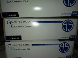 Guantes talle L
