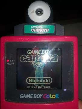 Gameboy camara
