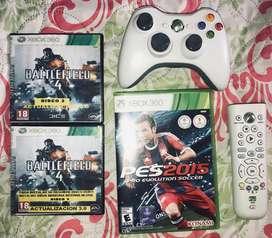 Control Juego Accesorio Xbox 360 Origina