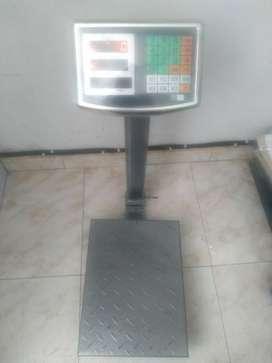 Bascula 300 Kilos Nueva sin Uso