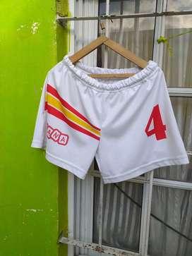 Short dana deportivo español