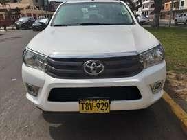 Toyota sr petrolera nueva