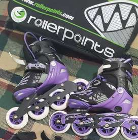 Vendo patines ROLLER POINTS