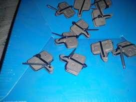 Pastillas de freno shimano b01s original Resina