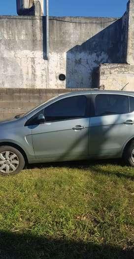 Vendo Fiat palio actractive 5 puertas