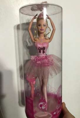 Barbie bailarina de coleccion