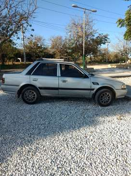 Vendo Mazda modelo 2004, listo para traspaso