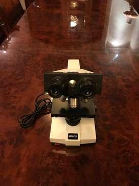 Microscopio Profesional Unico