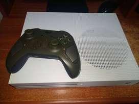 XBOX one de 1T + Un control edición especial