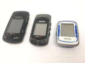 GARMIN GPS PARA CICLISMO. ESCOJA UNO  DE LOS 3 MODELOS POR $750.000 INCLUÍDOS TODOS LOS ACCESORIOS.