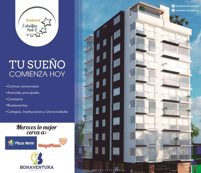 venta departmento residencial sol de oro los olivos 0