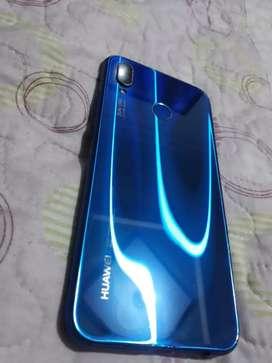 Se vende celular Huawei p 20 lite en perfecto estado y funcionamiento